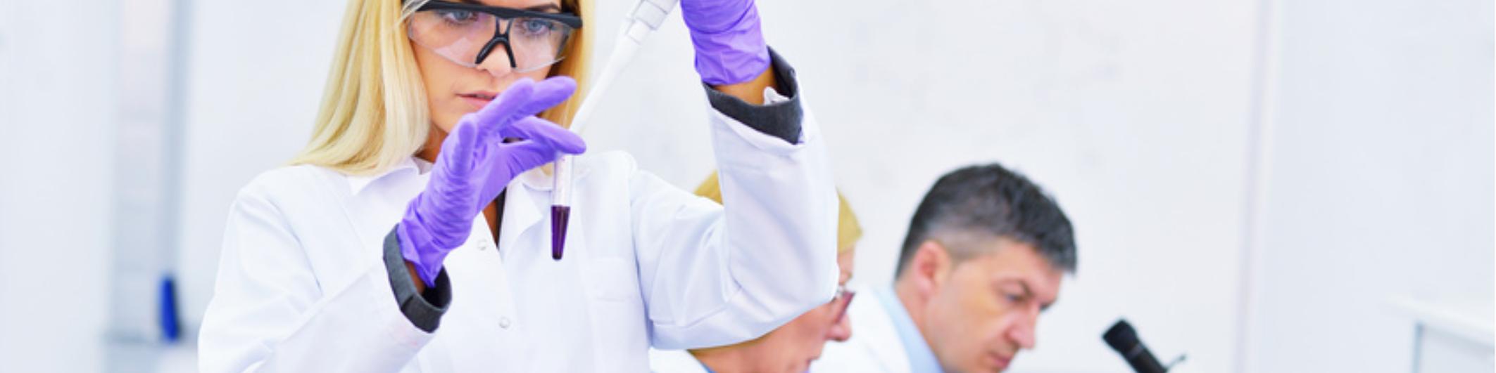 Marché d'Equipements médicaux pour laboratoire industriel