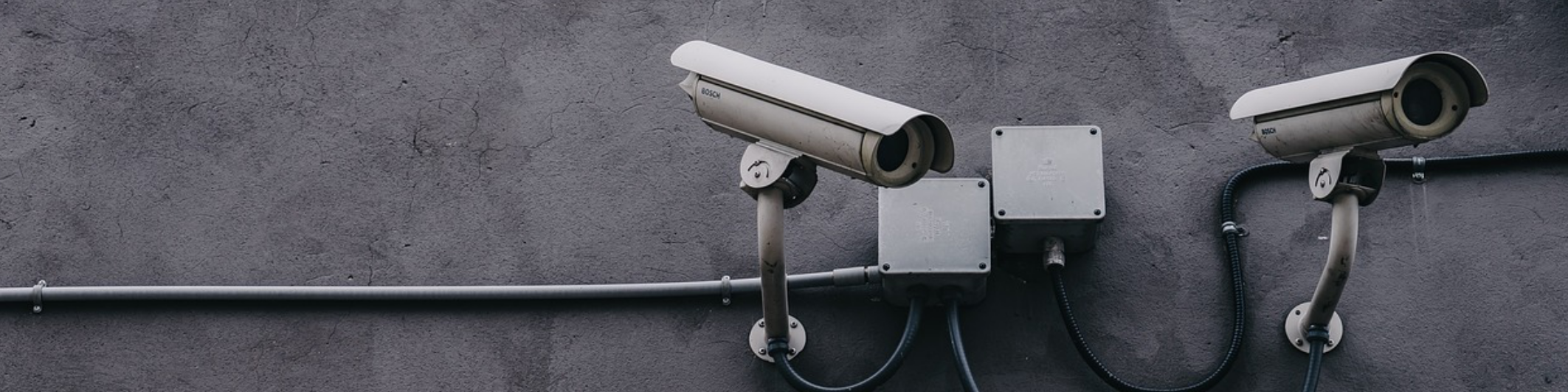 List of tenders for protection and security cameras
